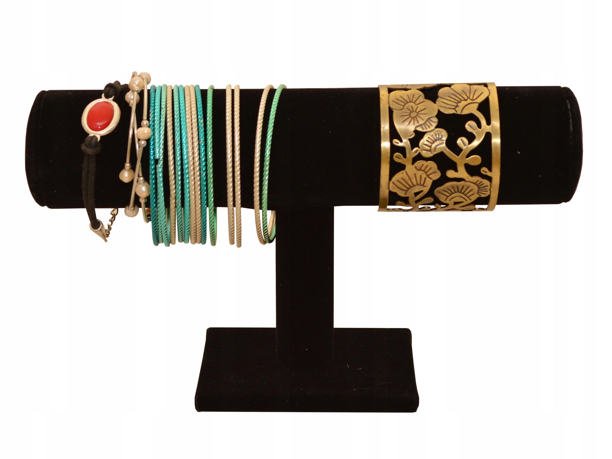 Šperky displej hodinky náramky stojan