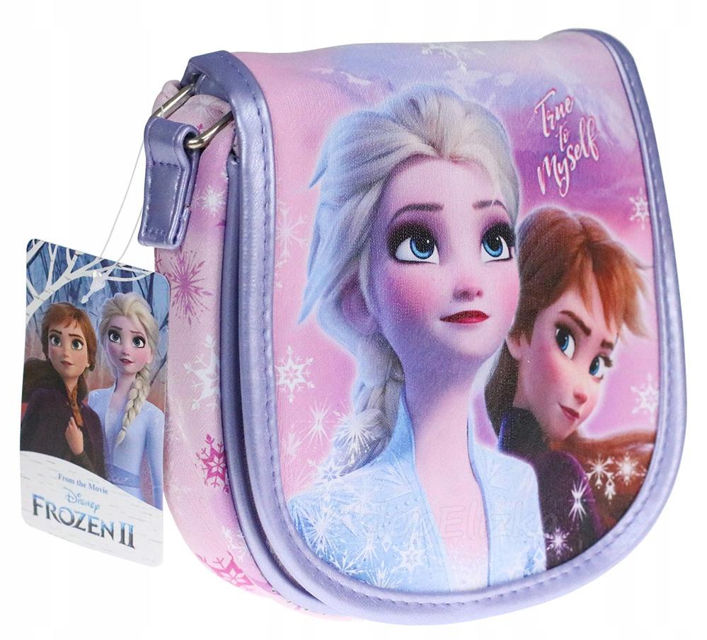 Kabelka Frozen II Elsa Anna 571
