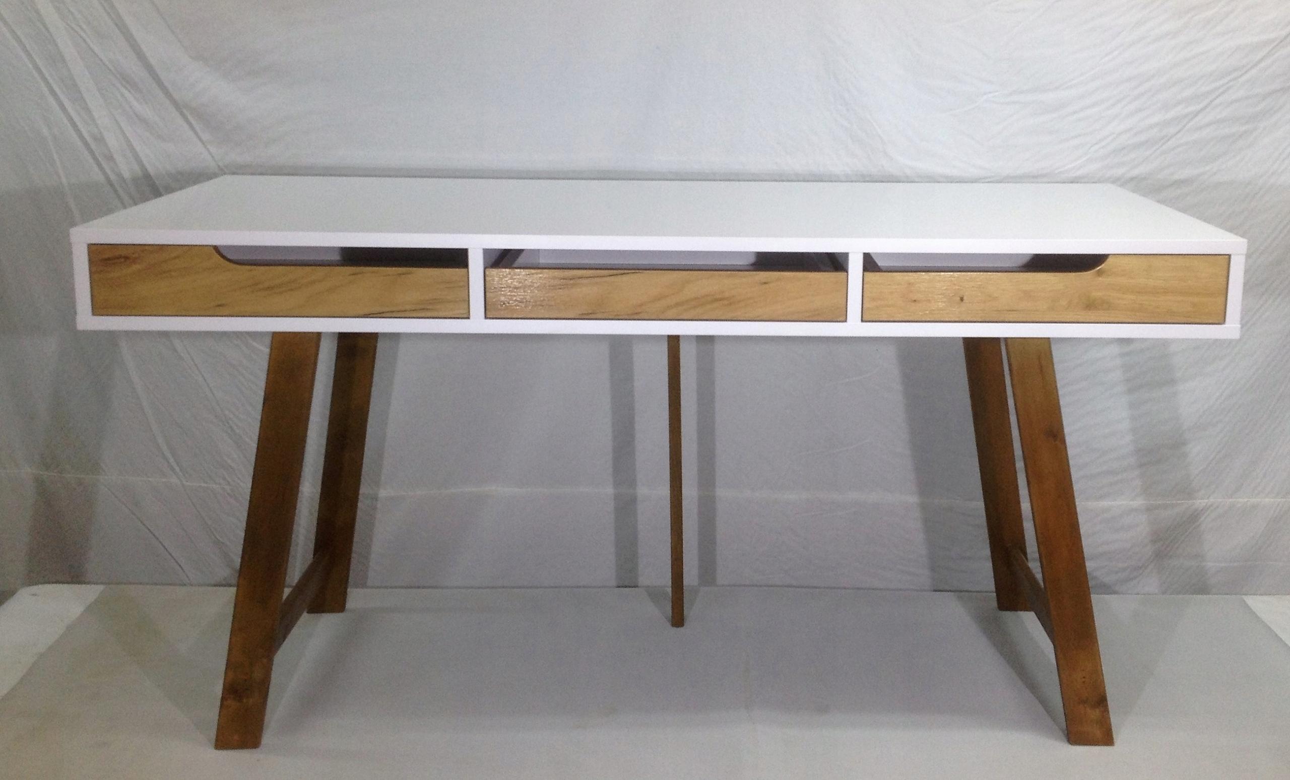 Stôl Skand-biela 190 cm