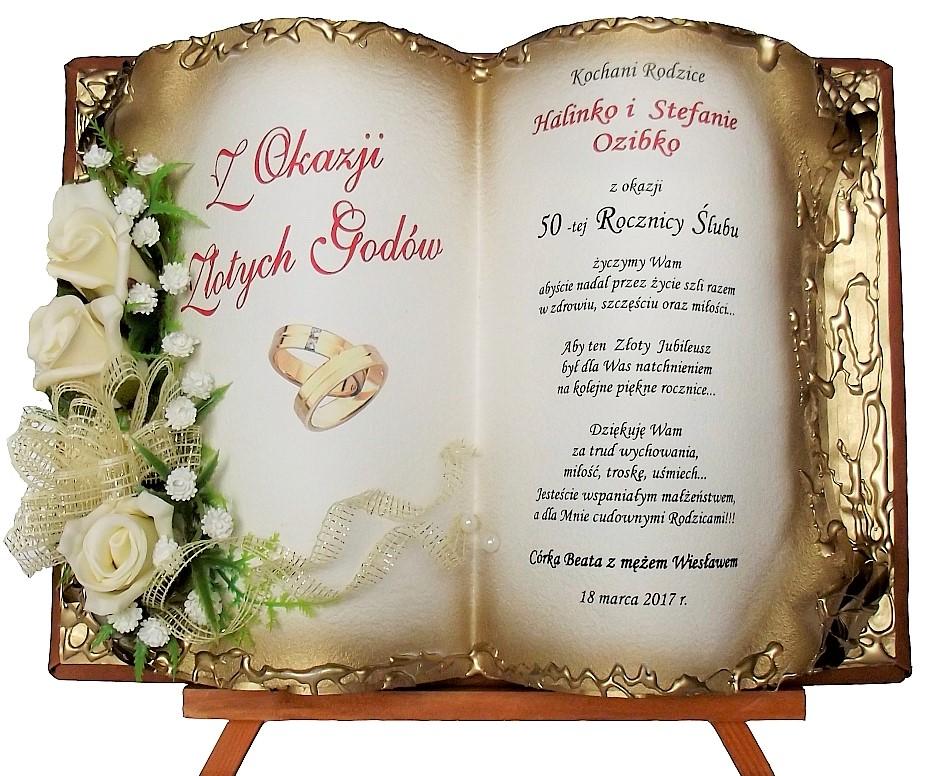 Item THE ANNIVERSARY GIFT WEDDING ANNIVERSARIES 25 30 35 40 50