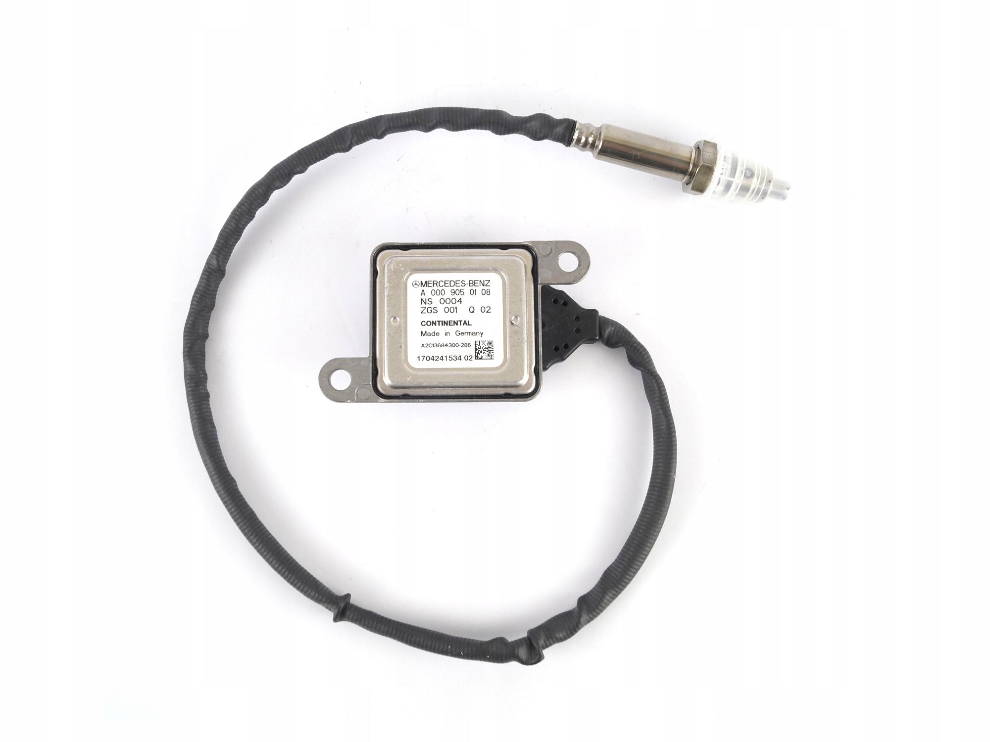 Original Mercedes Benz sonda lambda NOx sensor a0009050108