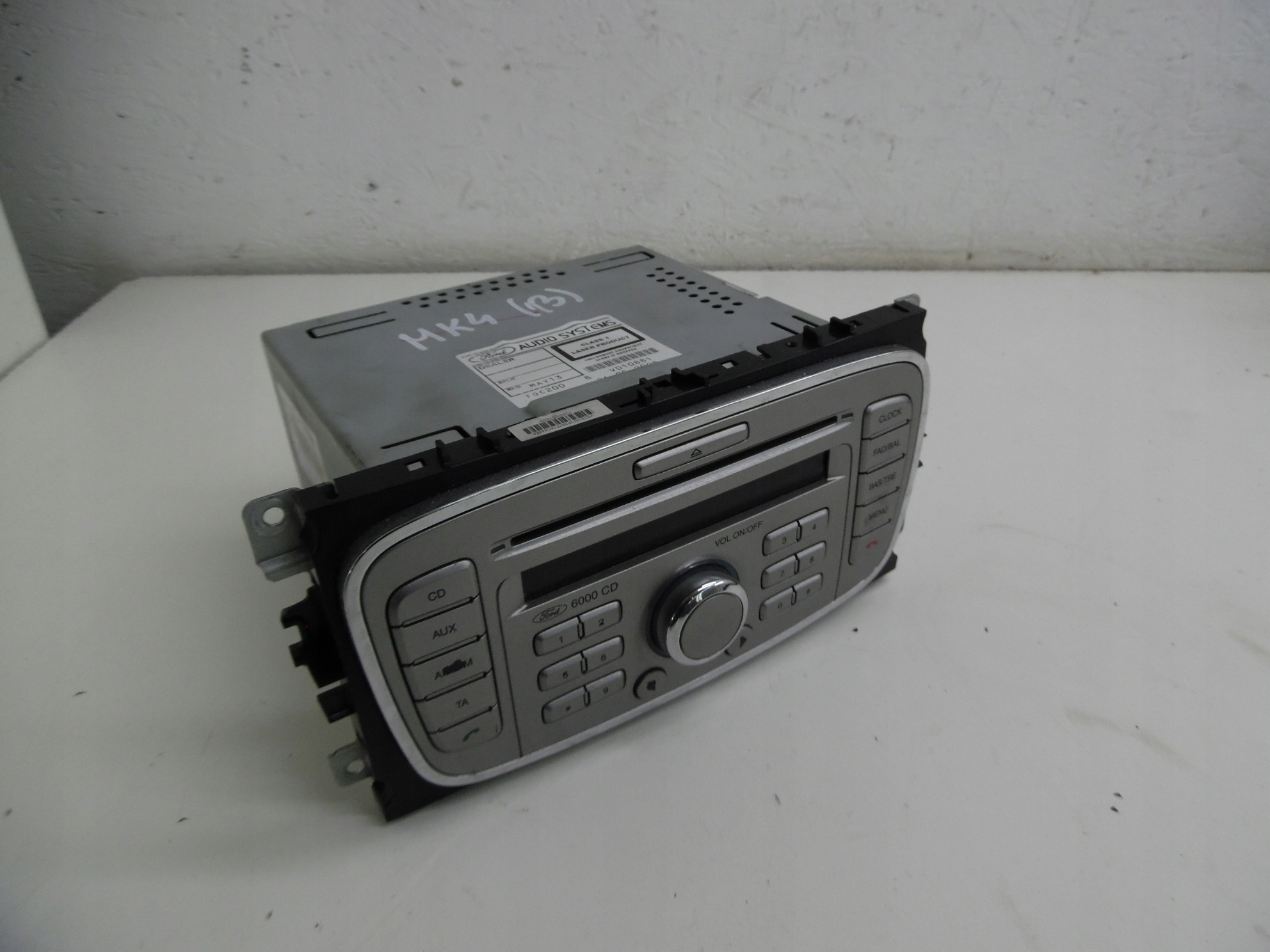 s макс mondeo mk4 радио телефон 6000cd