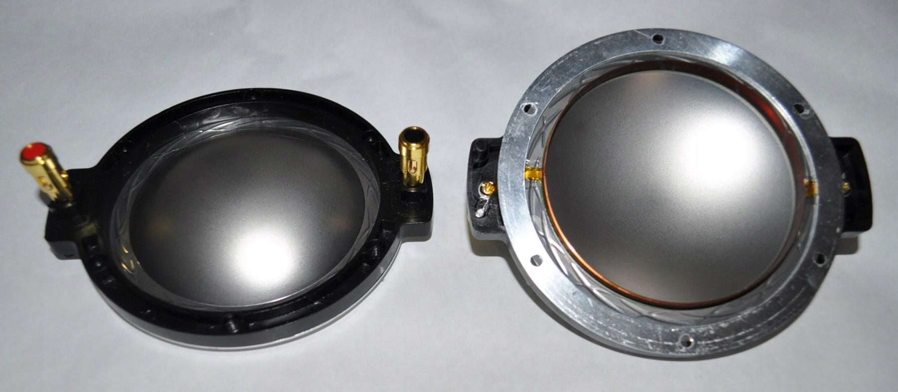 Cievka, Dome, membrána až 18 Zvuk ND 1460,1480