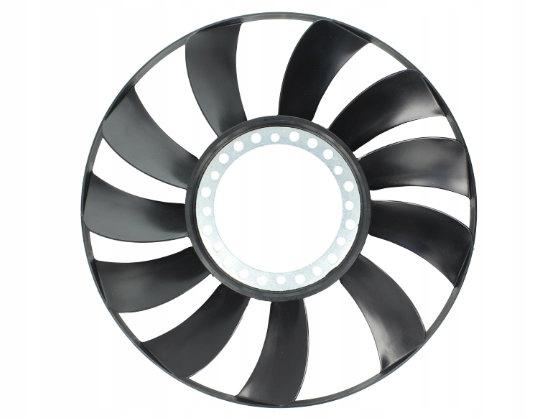 круг вентилятора радиатора audi a4 a6 18 19