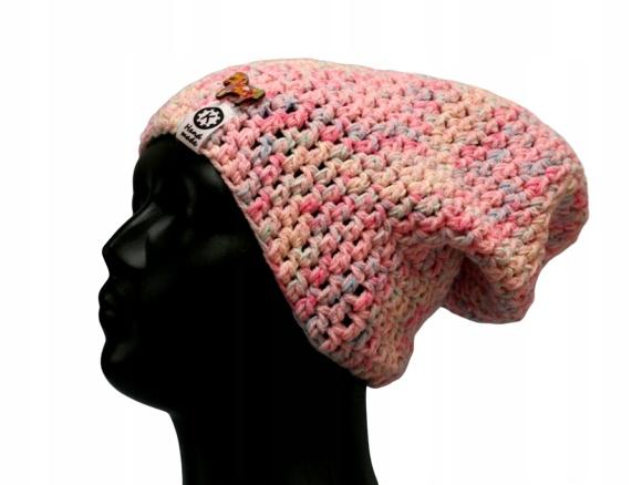 Bealie Hat Ručne vyrobený Kalka