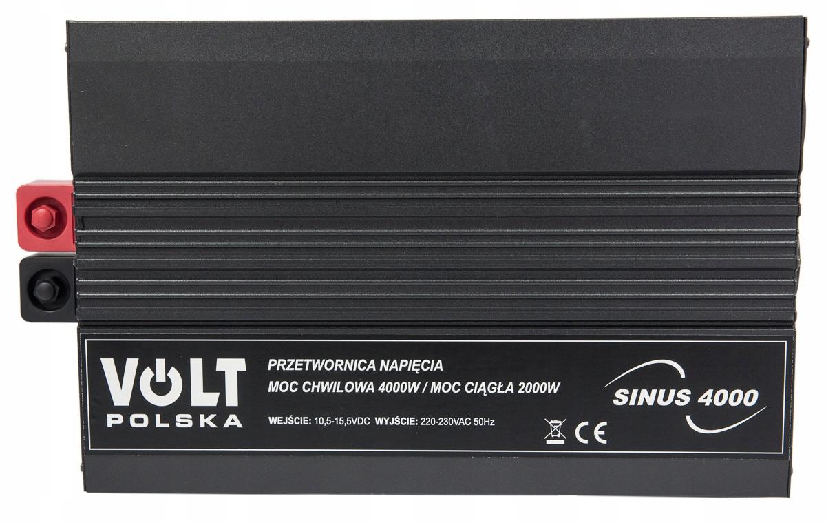 Picture of BALLAST VOLTAGE SINUS 12V 230V 4000W