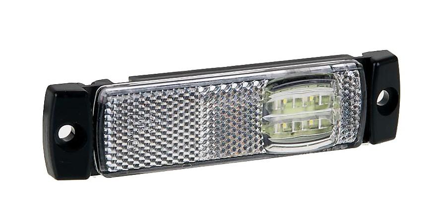 obrysówka лампа габаритный диодов белая led 1224v