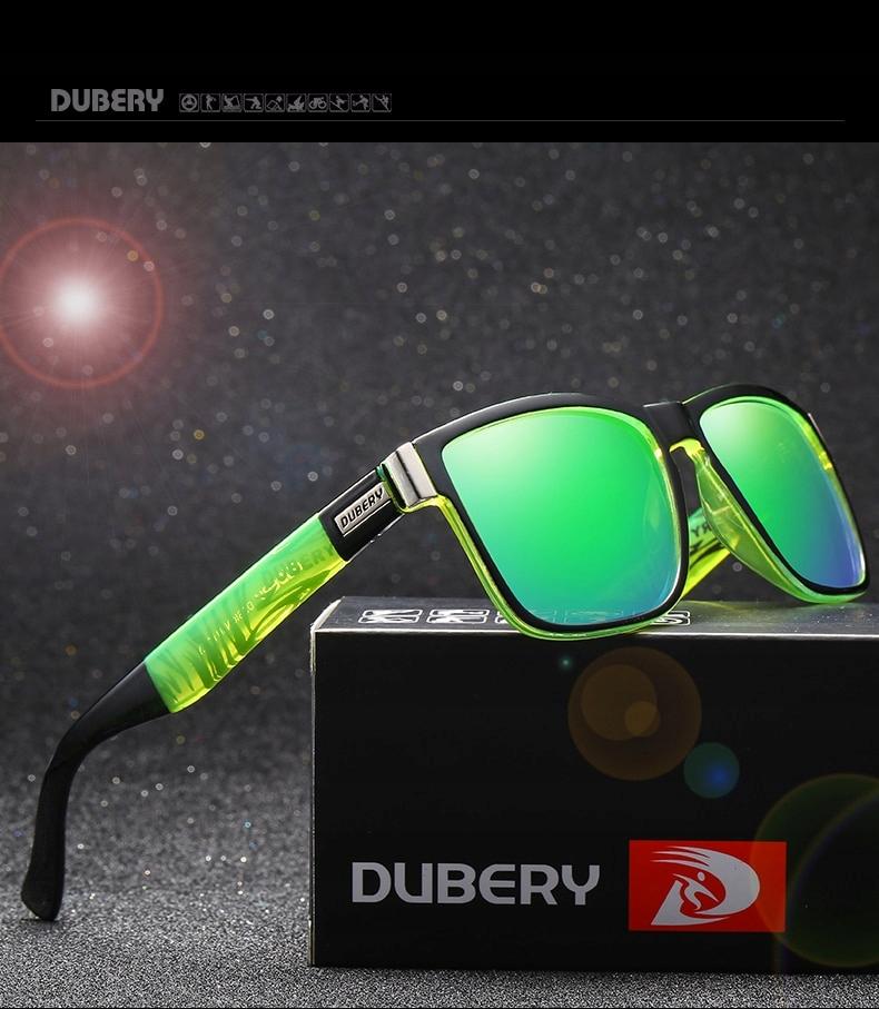 DUBERY okulary przeciwsłoneczne UV400 Polaryzacja 8267962990