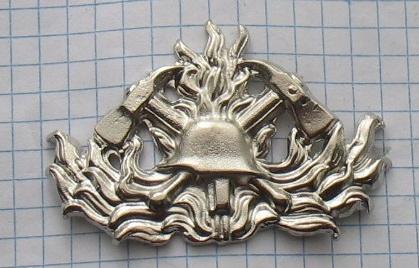 Vojenský odznak požiaru Brigades (4)
