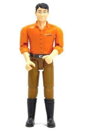 Bruder 60007 Figurine Worker Man 11cm
