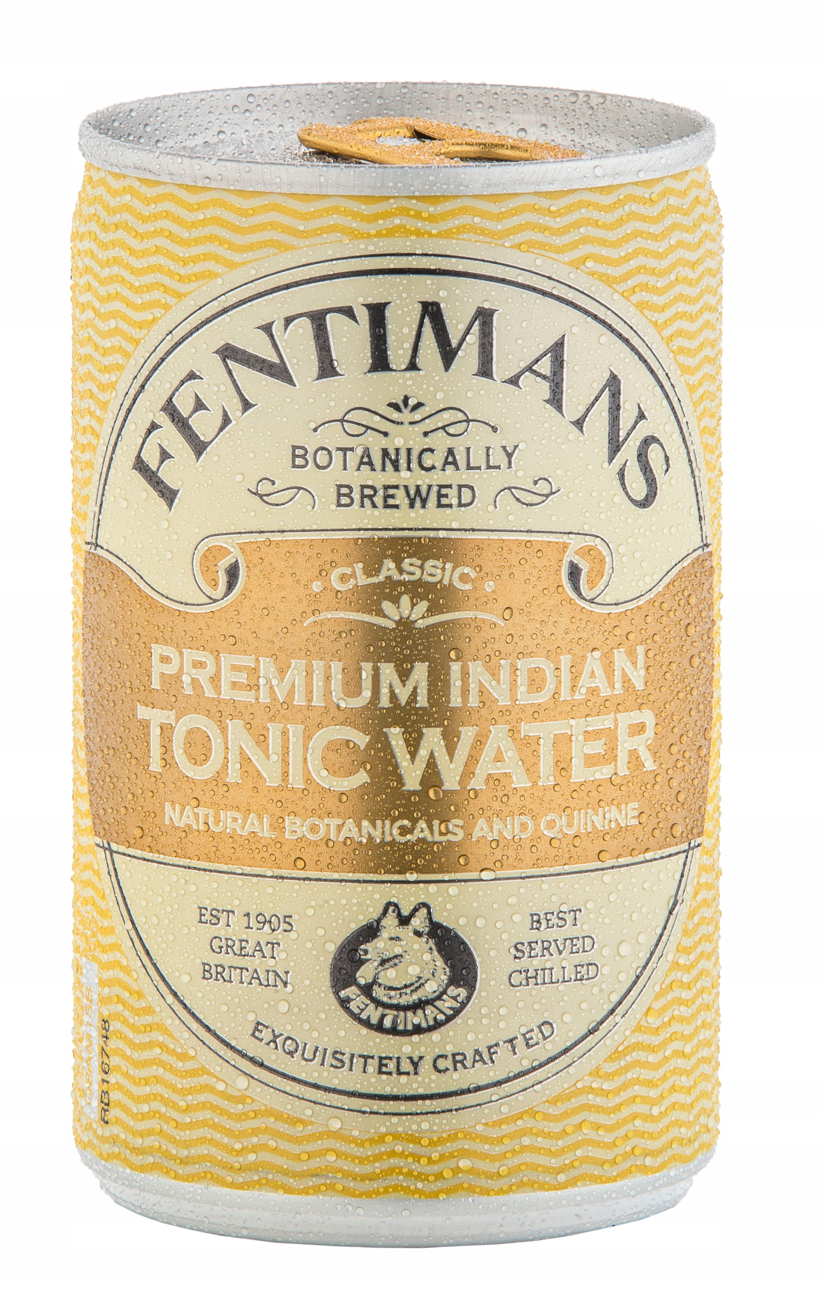 Fentimans Indian Tonic a tonikum s chininą 150 ml 24x