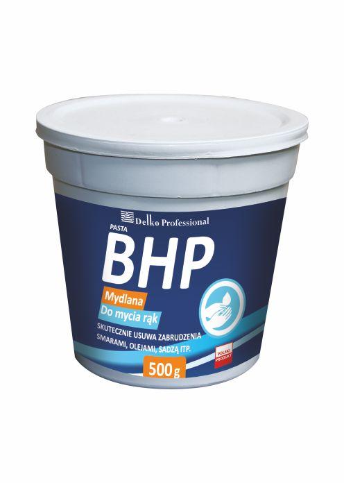 ПАСТА ДЛЯ МЫТЬЯ РУК BHP мыльный пузырь 500g PROFESSIONAL