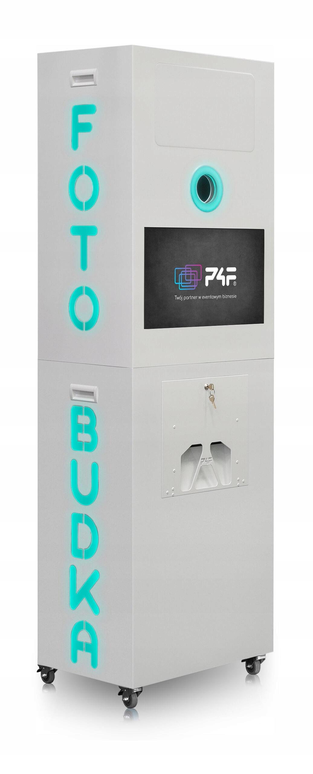 Купить PHOTO BOX P4F LED ALU 22 modern Базовый вариант на Otpravka - цены и фото - доставка из Польши и стран Европы в Украину.