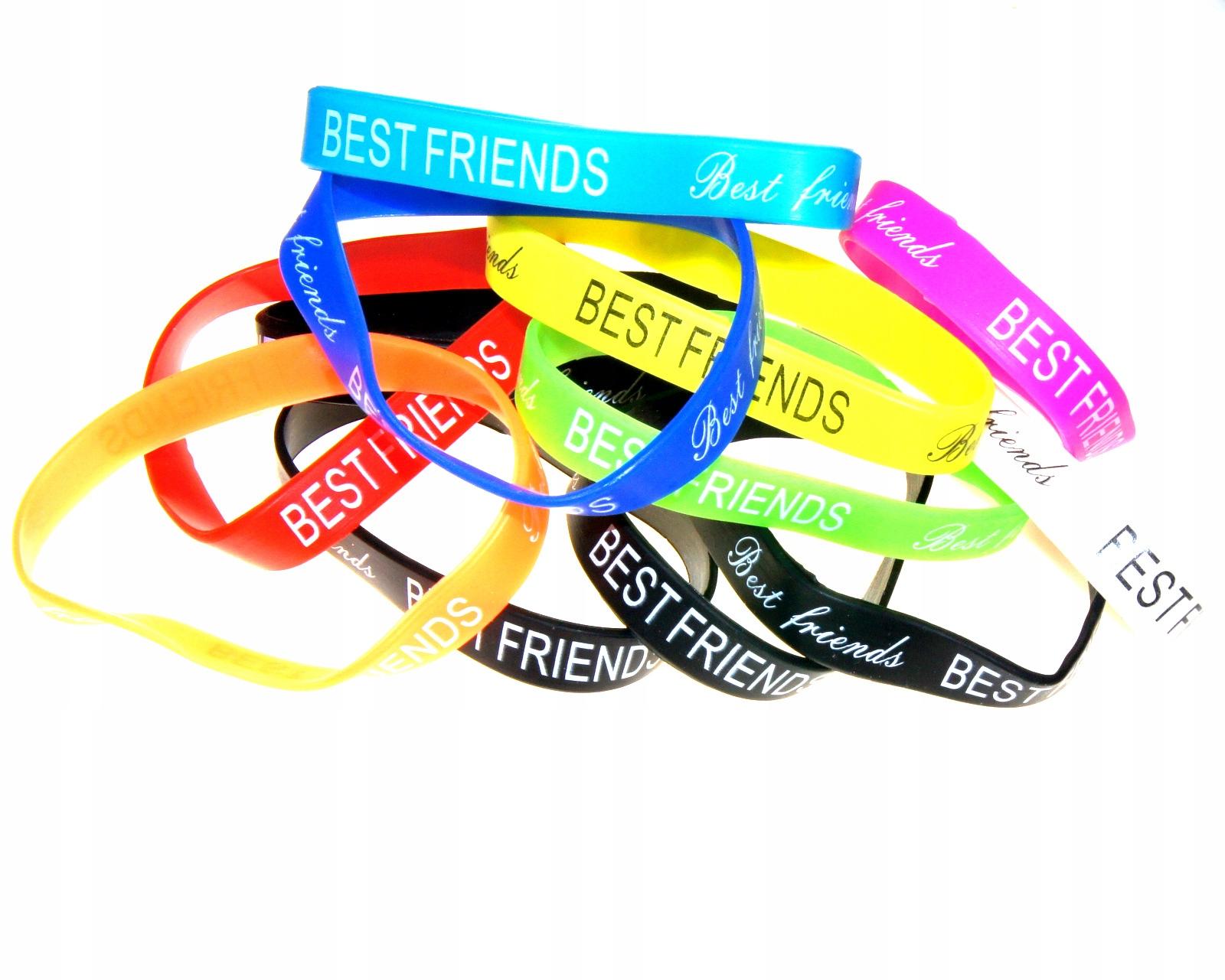 Купить Люси браслеты Best FRIENDS 12 шт 999  на Eurozakup - цены и фото - доставка из Польши и стран Европы в Украину.