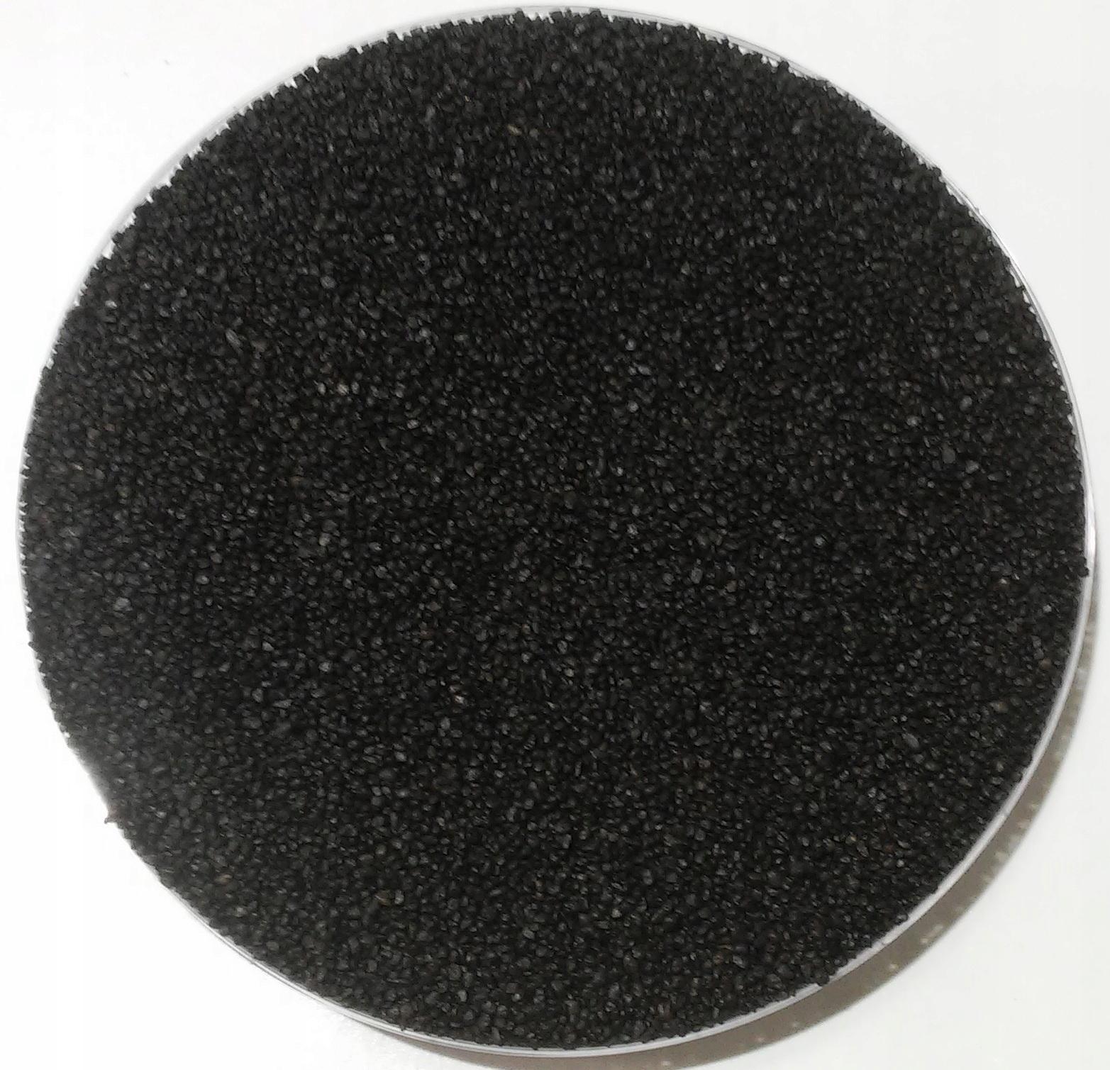 VÝPLŇ-PIESOK BLACK 1-1,6 mm 15 Kg AKVÁRIA