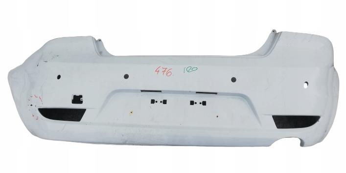 kia proceed pro ceed 3d бампер задняя панель сзади