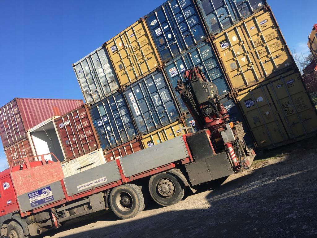 Item Warehouse sea container rentals