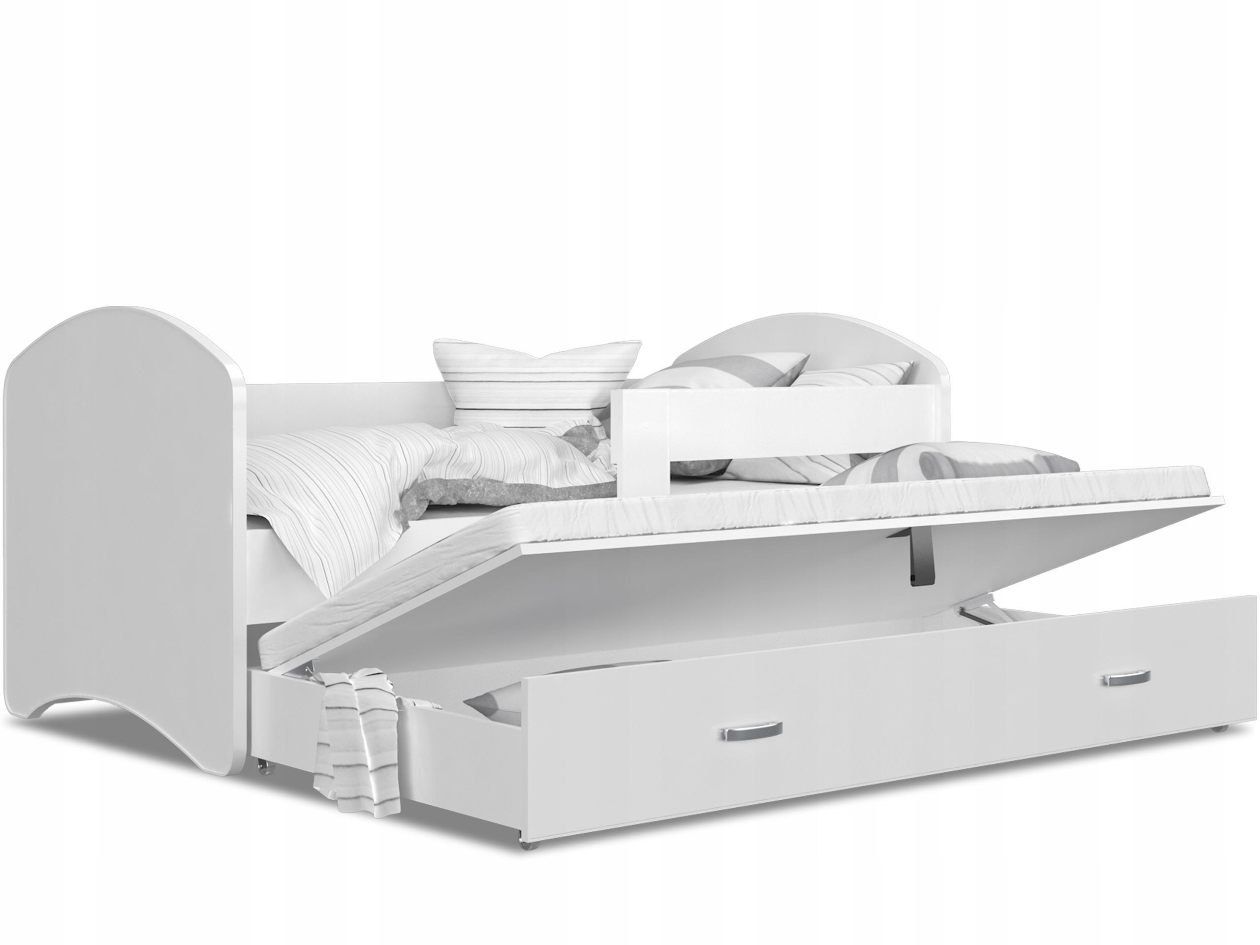 Выдвижная кровать LUCKY P2 200x90 ЯЩИК + МАТРАС