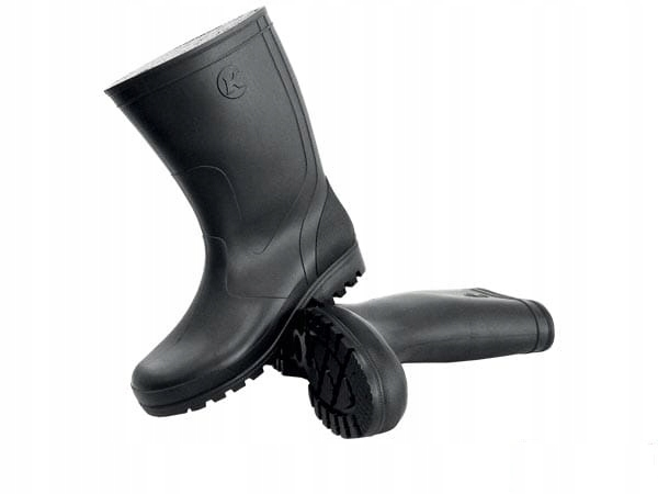 RUBBER BOOTS BOOTS WORK RUBBER POLISH com 43