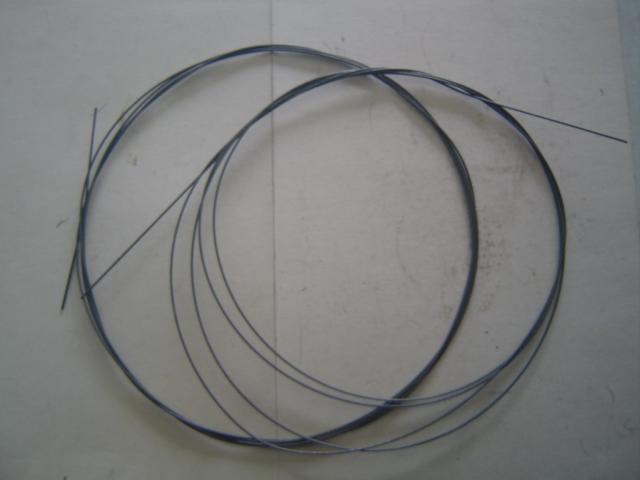 Linka gazu Skoda 105, 120 - drut oryginał
