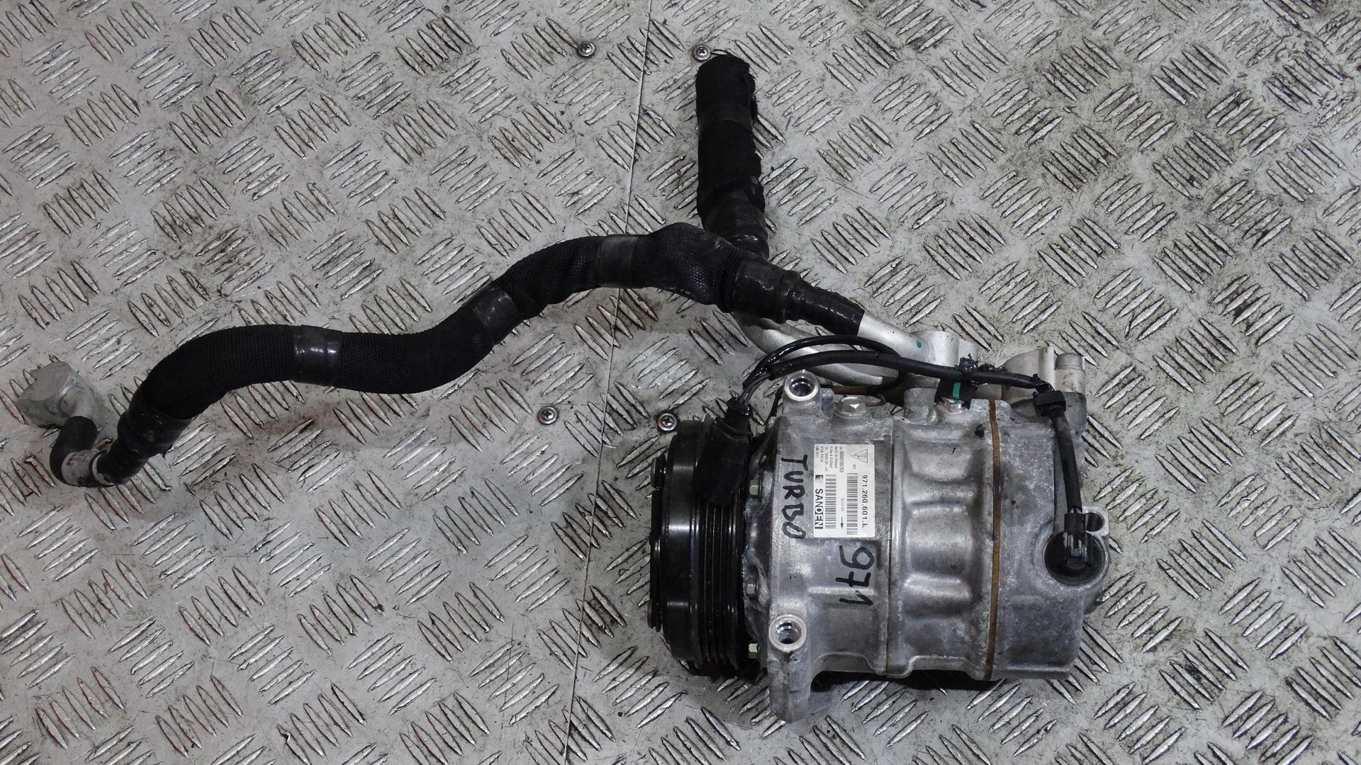 компрессор кондиционирования воздуха kplporsche panamera 971