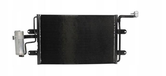 радиатор кондиционирования воздуха к audi a3 8l skoda octavia