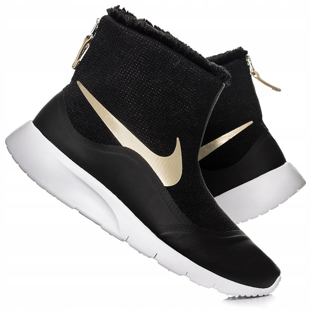 sklep dyskontowy konkretna oferta Nowa lista Buty damskie, zimowe Nike Tanjun Hi 922869 008
