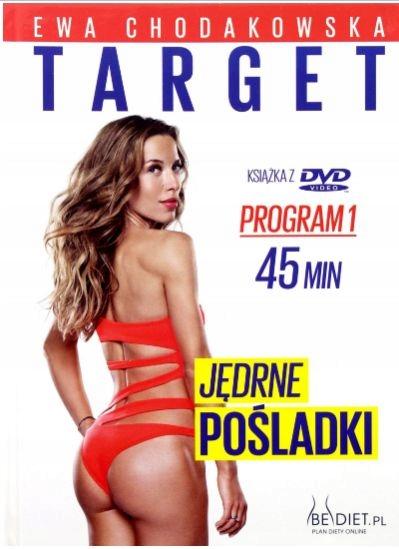 Item Dvd: EWA CHODAKOWSKA - Target: firm butt