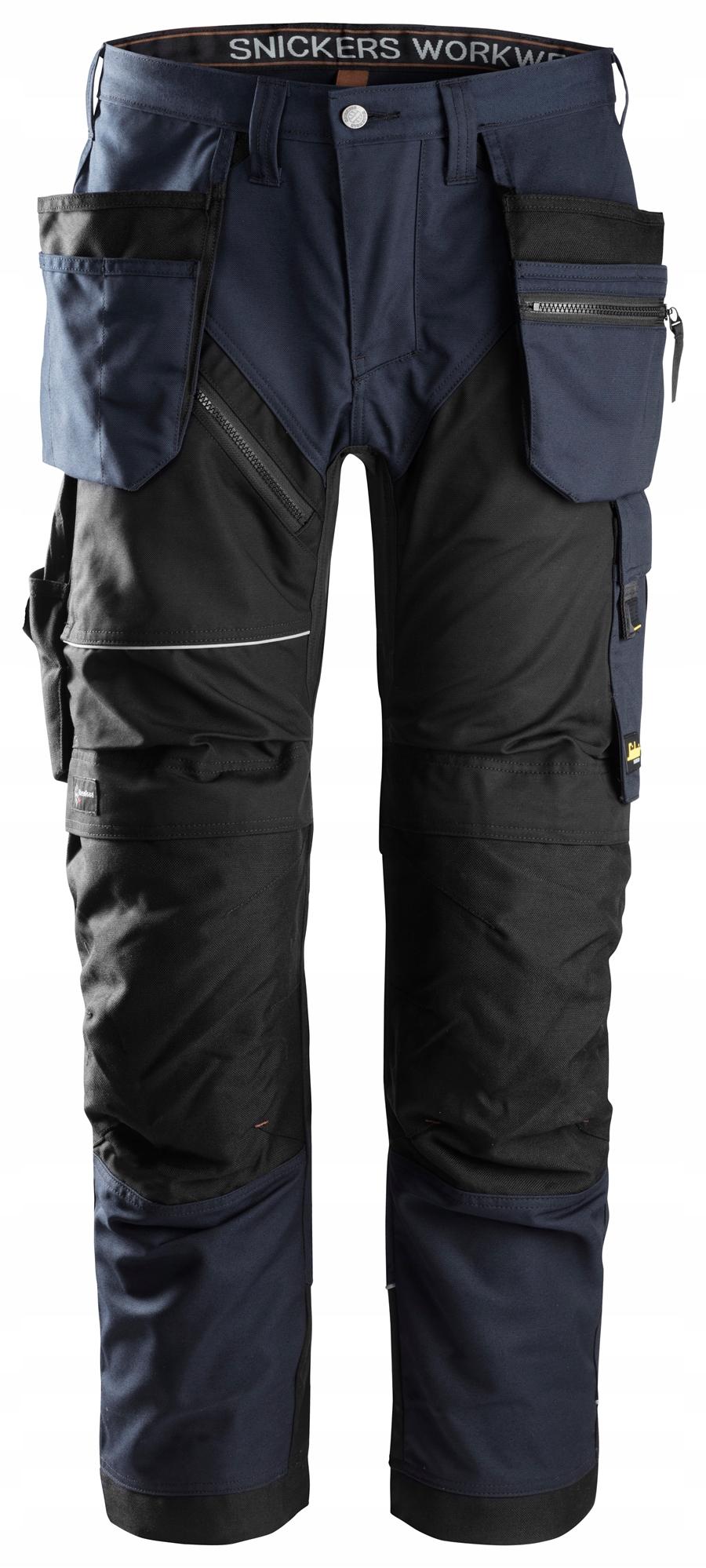 Spodnie robocze Snickers 6202 Ruffwork r.54