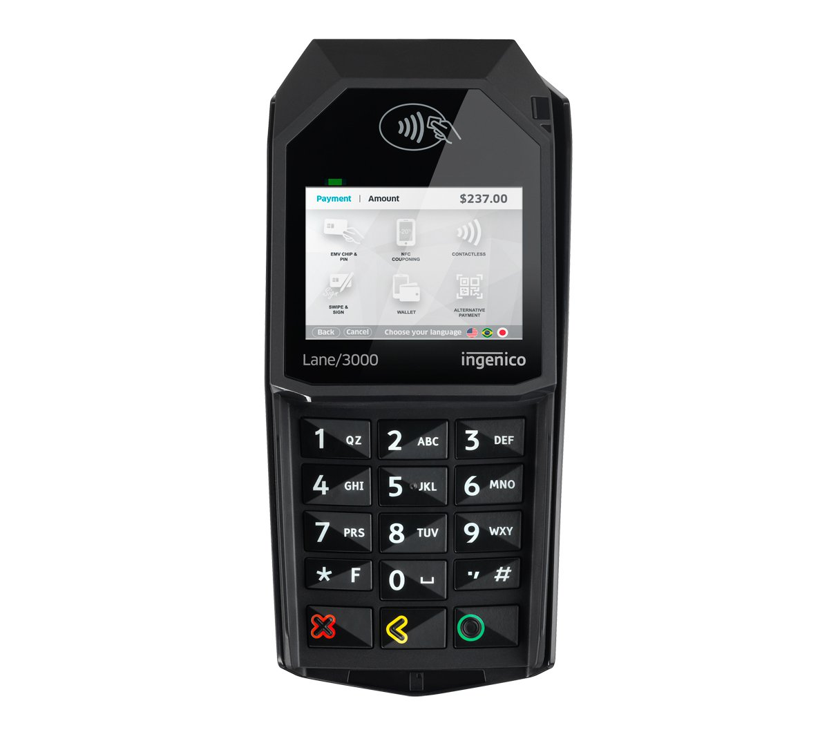 Item Mobile Payment WIRELESS Terminal GSM