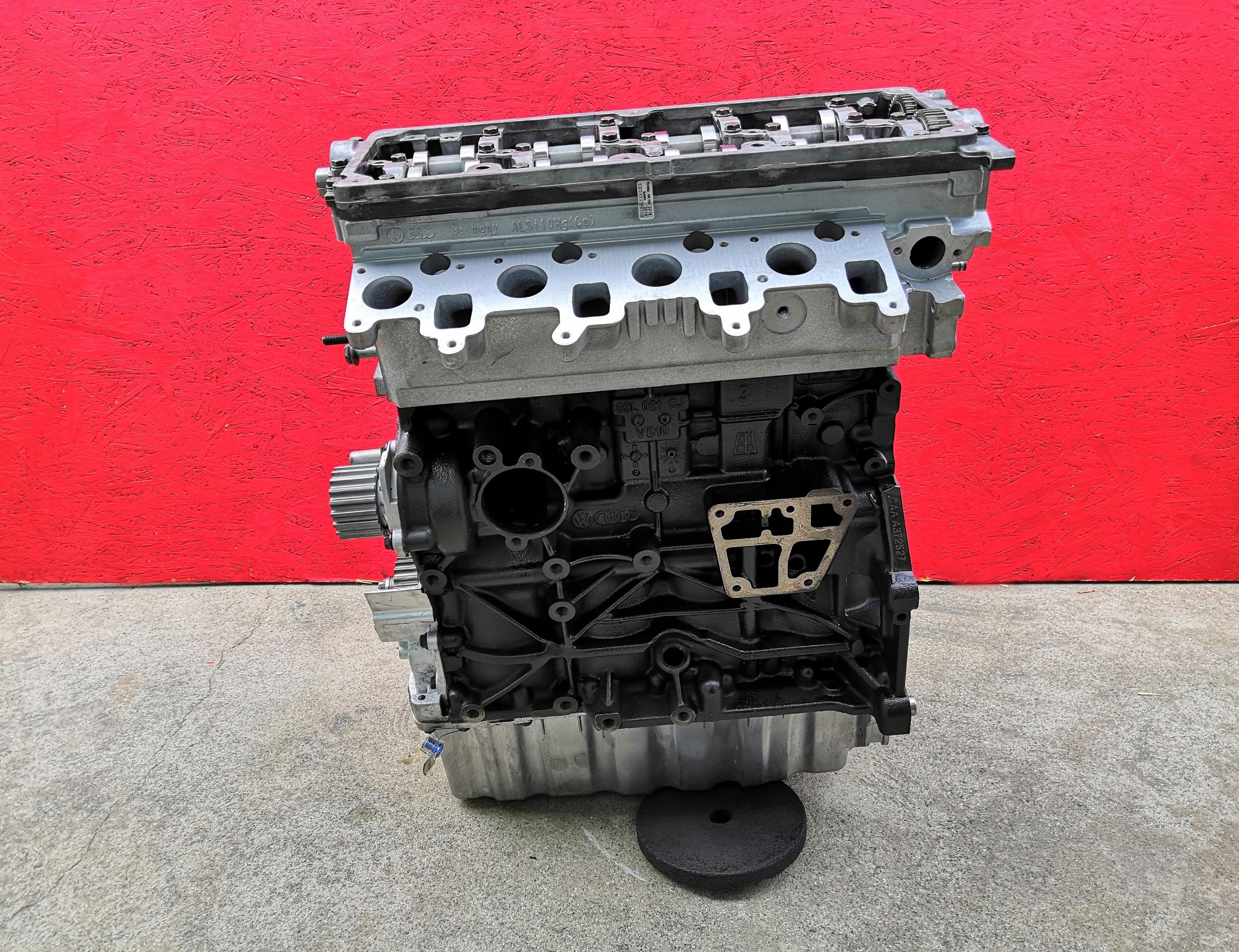 caa caaa caab двигатель 20 tdi vw t5 гарантия p-ń