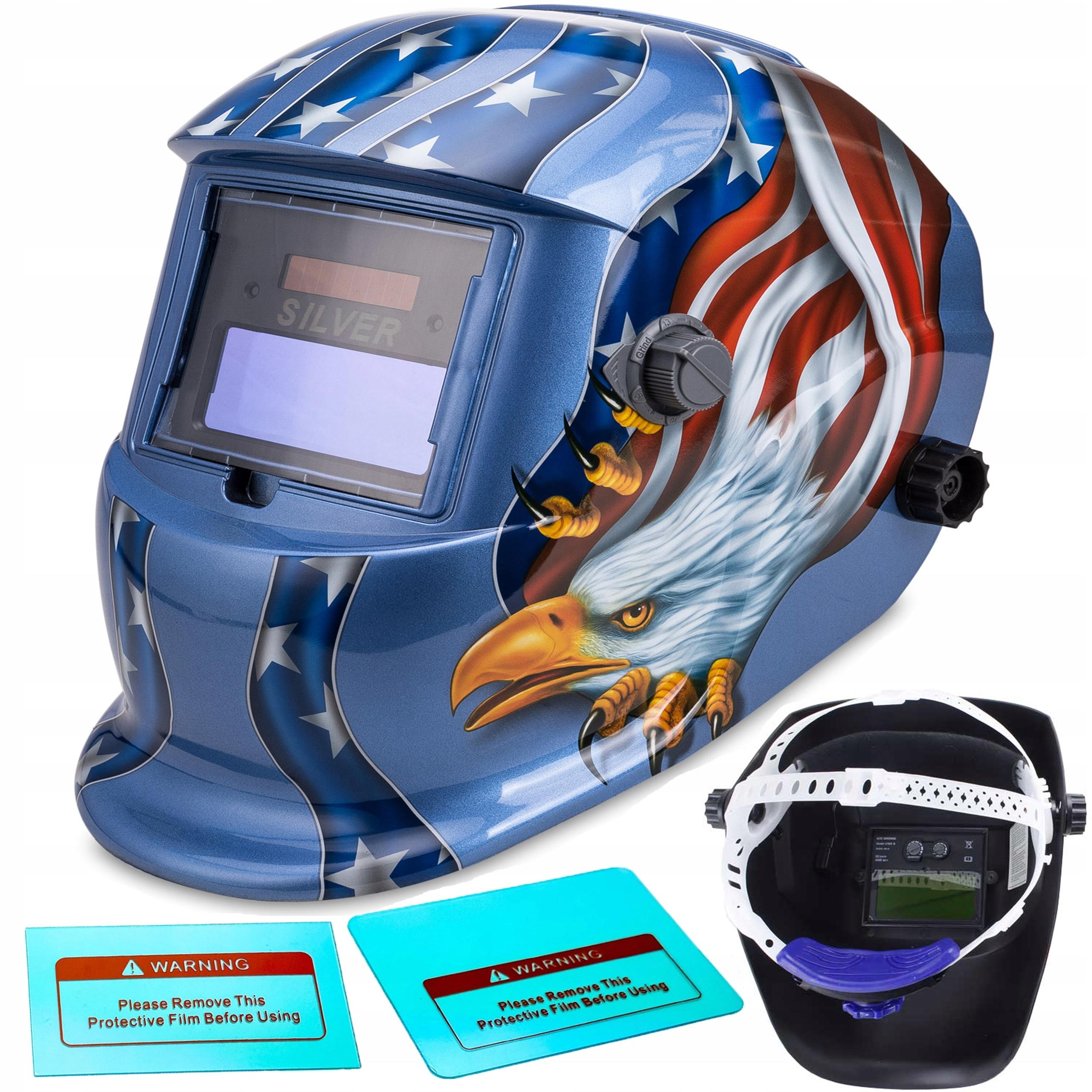 Zváračská maska Self-Metal Cooking +2 FI