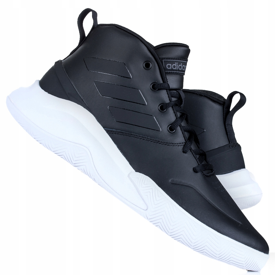 ownthegame adidas męskie czarne ee9638