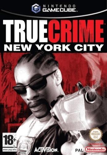 Hru True Crime New York City BP