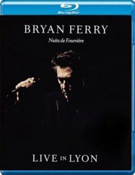 Item BRYAN FERRY LIVE IN LYON BLU-RAY blu-max