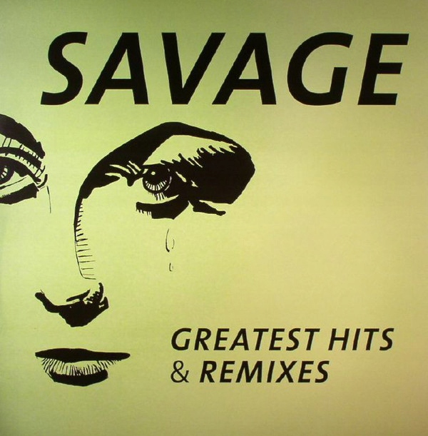 LP SAVAGE GREATEST HITS AND REMIXES W FOLII