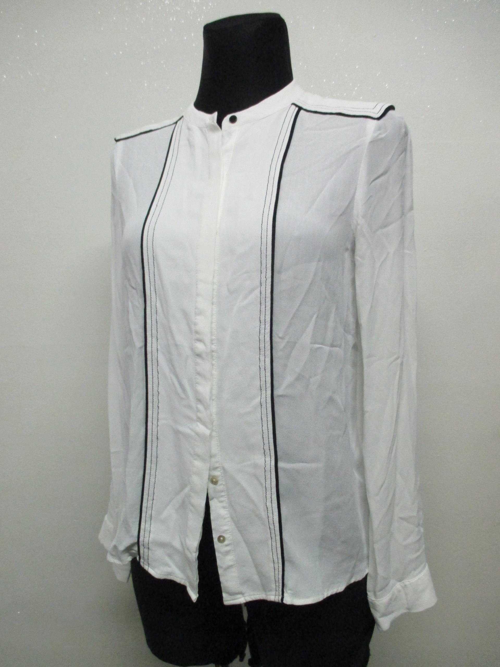 DS1810 Koszula mgiełka Zara