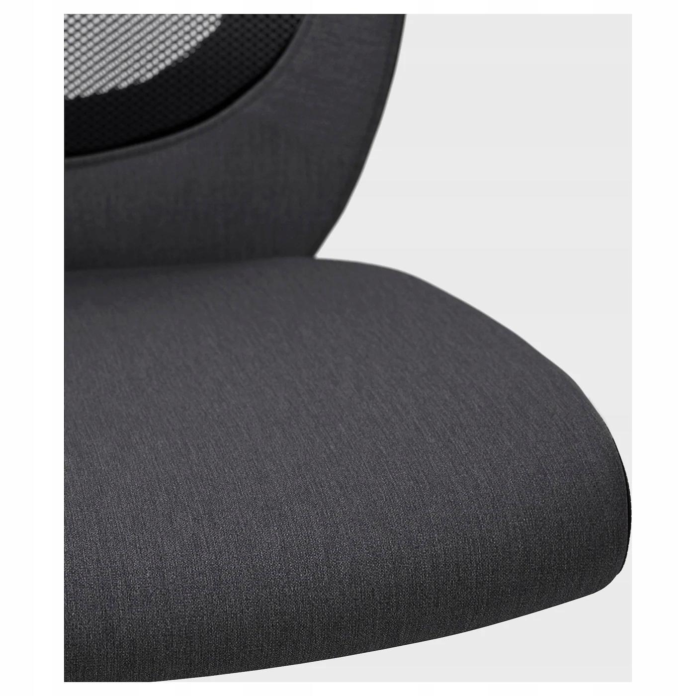 IKEA FLINTAN SZARY krzesło biurowe obrotowe fotel 199 zł
