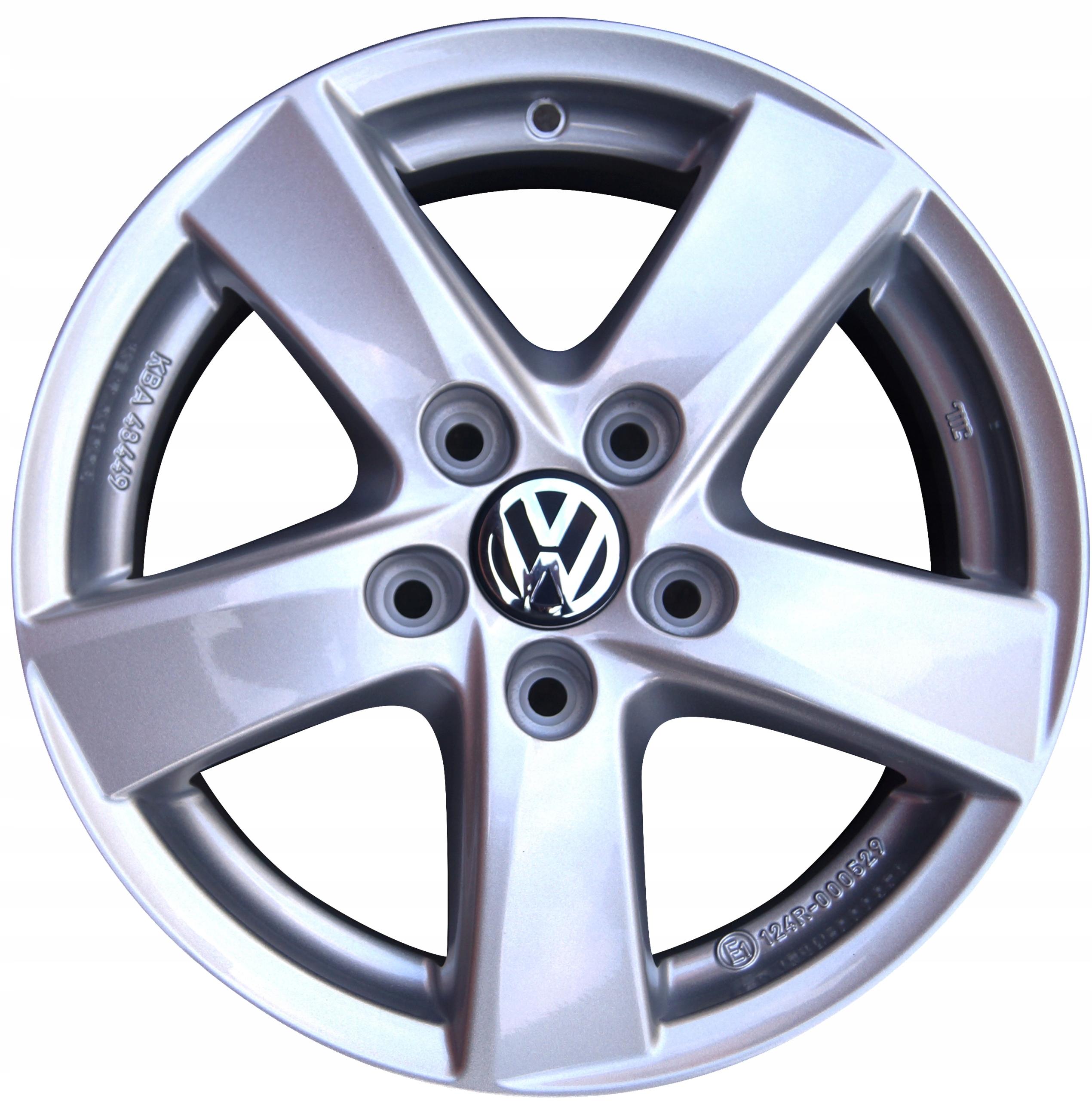 NOWE ДИСКИ 15 5X112 VW TOURAN JETTA CADDY GERMANY