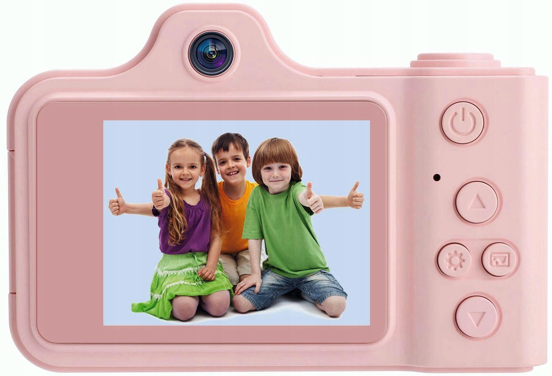Item CAMERA DIGITAL CAMERA FOR KIDS +STICKERS + LEASH