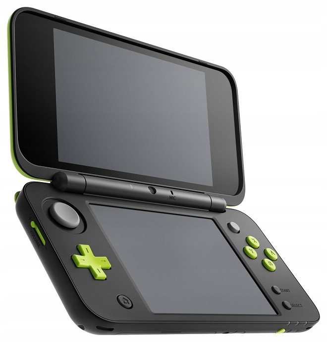 Nintendo Nové 2DS XL konzoly