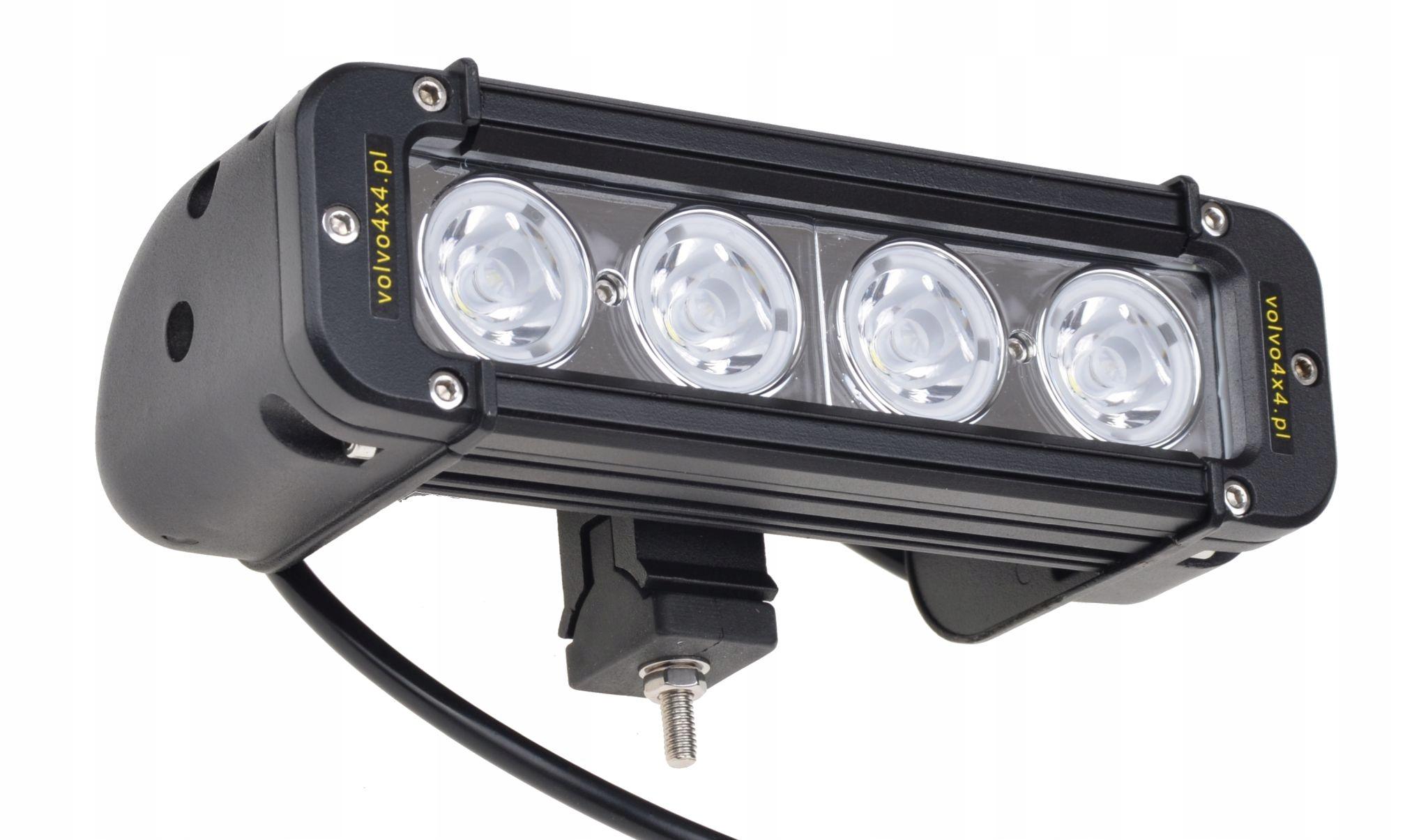 галоген дальнего света 40w 4x led панель 4x4 off-road