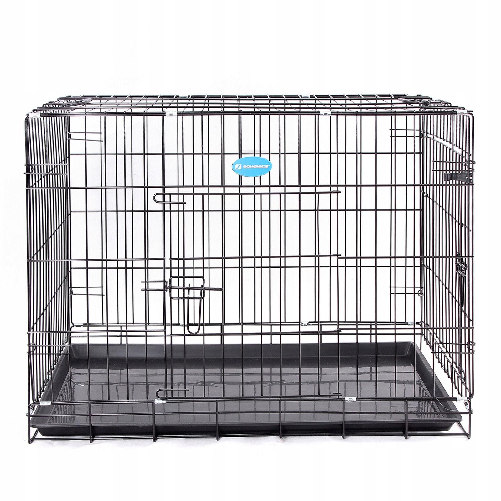 Klatka dla Psa XL buda ogrodzenie kojec zwierząt