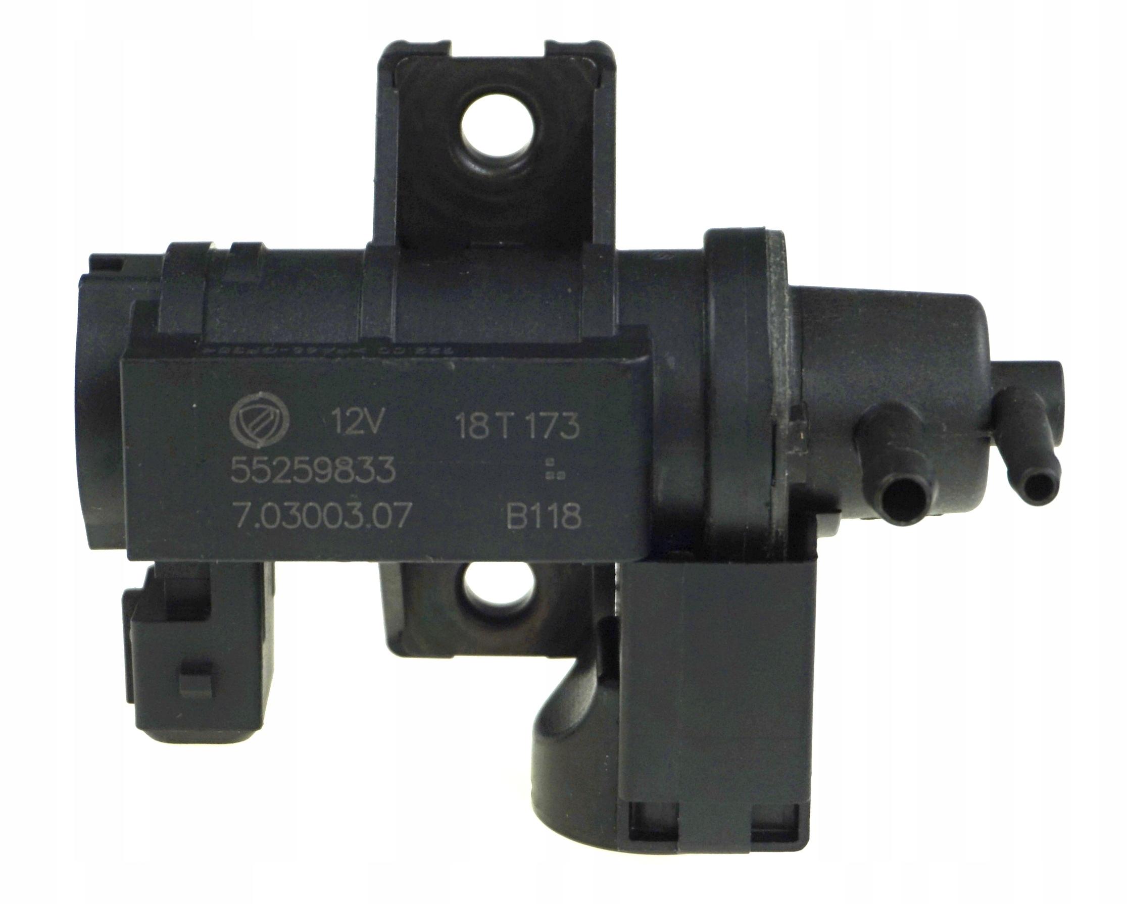 клапан датчик турбины opel astra j h insignia a