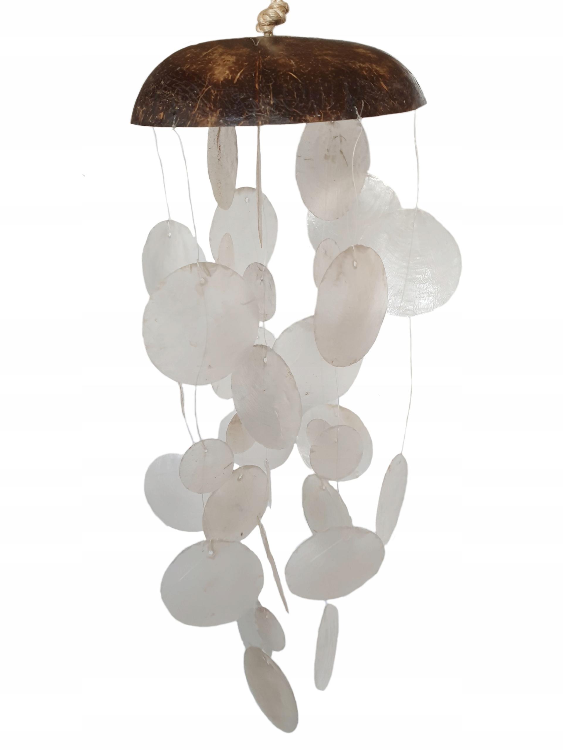Windry Ringtones Pearl Prívesky Shells Capiz