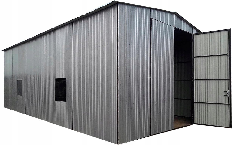 Жестяные гаражи, жестяная крыша Сарай Хала возможность 6х10!