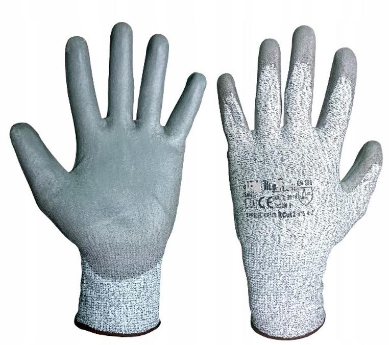 Anti-Rezané rukavice 5 Trieda Veľkosť 9