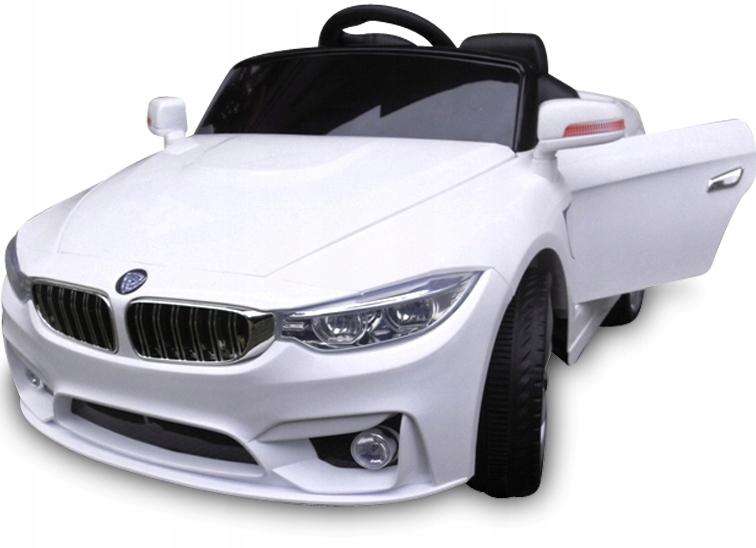 CABRIO B8 Auto na akumulator+2 silniki+pilot 2.4G.