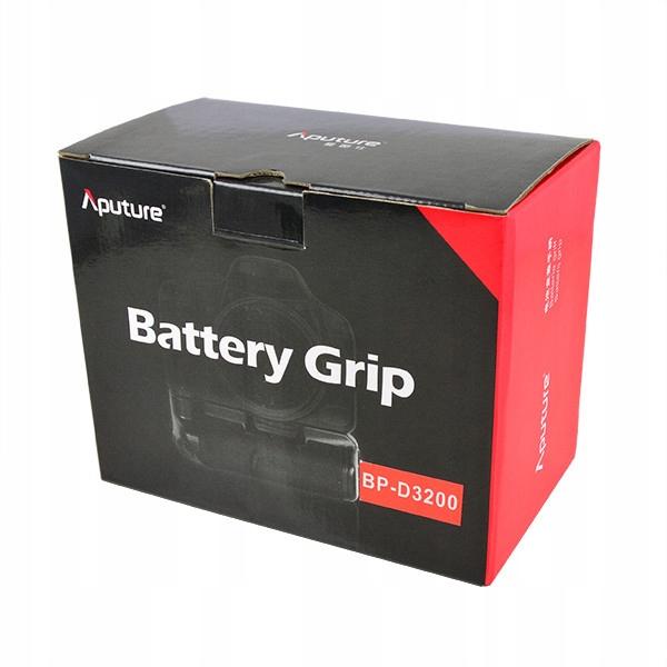 Купить Батарейный отсек APUTURE BP-D3200 с кабелем для Nikon на Otpravka - цены и фото - доставка из Польши и стран Европы в Украину.