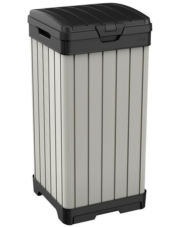 Корзина садовый мусор Rockford 125l Keter серый